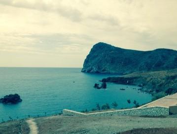 Kreta zicht